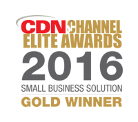 Konverge CDN 2016 Gold Winner