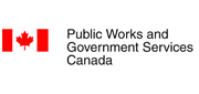 Custom Software - Public Works and Government Services Canada Logo